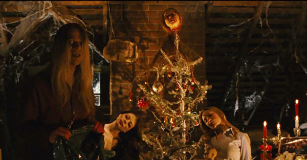 Black christmas 1974 2006 simultaneously the very best for Famous black and white christmas movies